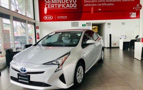 Venta de Toyota Prius 2017 usado Automatic a un precio de 329900 en Benito Juárez