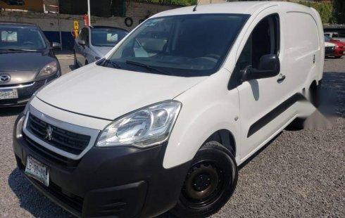 Peugeot Partner 2018 barato en Guadalajara