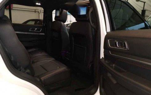 Ford Explorer 2019 5p Sport V6/3.5 Aut