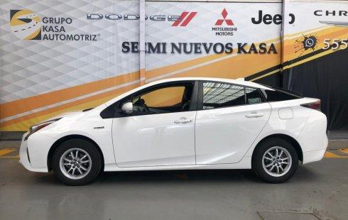 Se vende urgemente Toyota Prius 2018 en Tlalnepantla