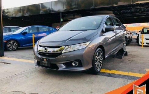 Se pone en venta Honda City 2017