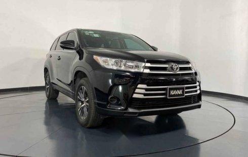 47650 - Toyota Highlander 2018 Con Garantía