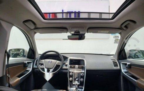 Volvo Xc60 T5 Inspirion Automatica 2017 Piel Quema