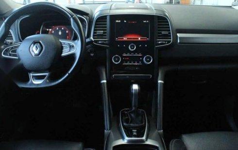 Renault Koleos 2018 5p Bose L4/2.5 Aut