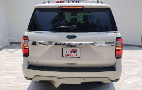 FORD EXPEDITION 2018 MAX LIMITED FACTURA AGENCIA