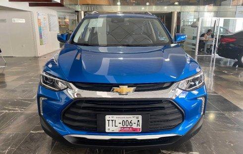 Chevrolet Tracker 2021 en buena condicción