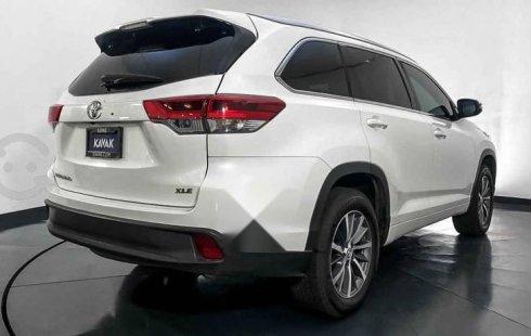 24215 - Toyota Highlander 2017 Con Garantía
