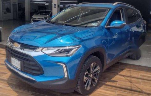 Se pone en venta Chevrolet Tracker 2021
