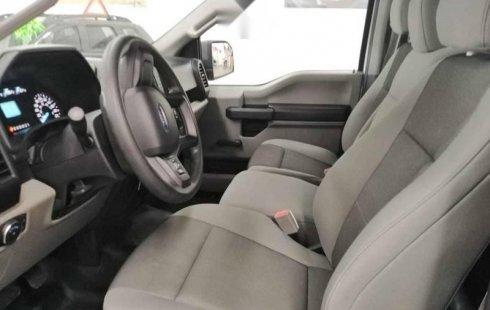 Auto Ford F-150 2018 de único dueño en buen estado