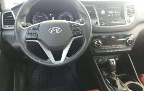 Hyundai Tucson Limited Tech Navi TA 2017