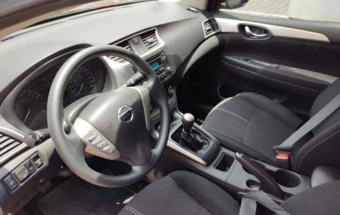 Venta de Nissan Sentra Sense 2018 usado Manual a un precio de 205000 en Miguel Hidalgo