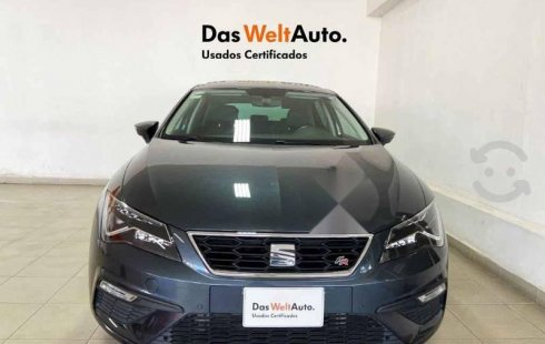 Seat Leon 2019 5p FR L4/1.4/T Aut