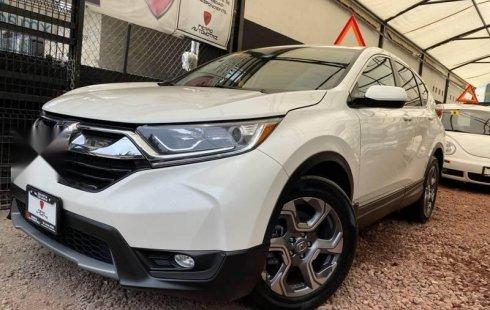 Honda CR-V turbo plus modelo 2018
