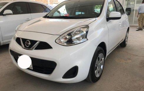 Se vende urgemente Nissan March 2020 en Guadalajara