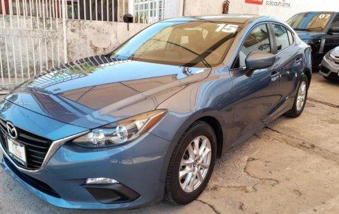 Venta de Mazda Mazda 3 s 2015 usado Automática a un precio de 219000 en Guadalajara