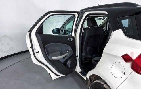 31437 - Ford Eco Sport 2017 Con Garantía