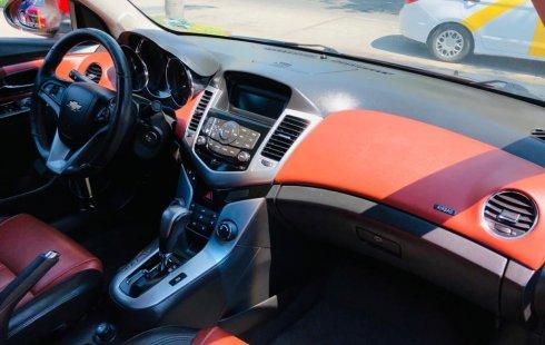 Se pone en venta Chevrolet Cruze LT 2012