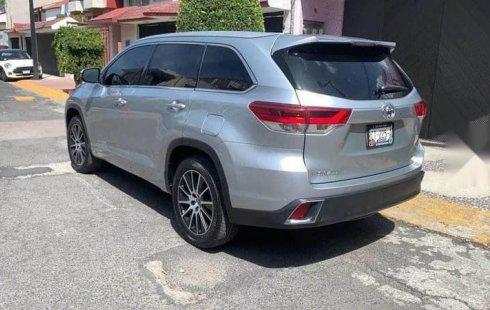 Venta de Toyota Highlander Limited 2017 usado Automático a un precio de 405000 en Ecatepec de Morelos