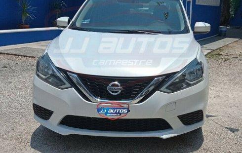 Se vende urgemente Nissan Sentra Sense 2017 en Mérida