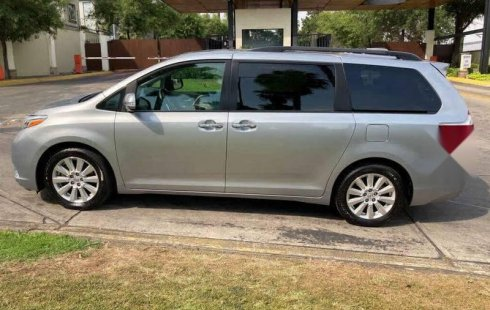 Toyota Sienna 2017 5p Limited V6/3.5 Aut