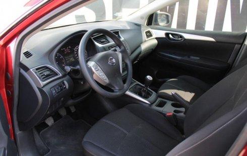 Se pone en venta Nissan Sentra 2018