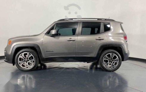 48256 - Jeep Renegade 2018 Con Garantía