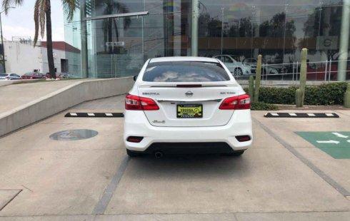 Nissan Sentra Premium 2017 barato en Guanajuato