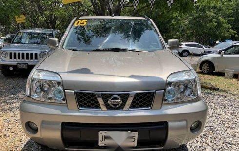 Venta de Nissan X-Trail 2005 usado Automático a un precio de 119500 en Tlaquepaque