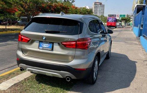 BMW X1 2017 impecable en Guadalajara