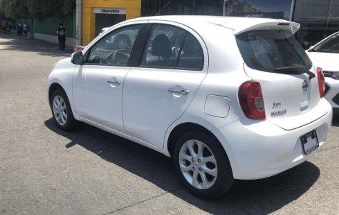 Venta de Nissan March Advance 2020 usado Automática a un precio de 220000 en Texcoco