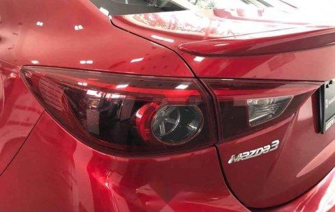 Mazda 3 2016 4p Sedán s Grand Touring L4/2.5 Aut