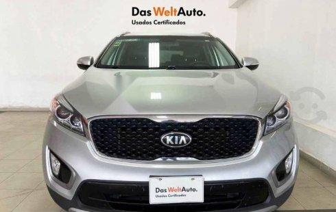 Kia Sorento 2017 5p EX, V6, TA, Piel, 7 pas., RA-1