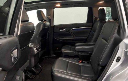 31308 - Toyota Highlander 2015 Con Garantía