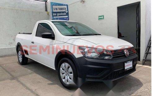 Se pone en venta Volkswagen Saveiro Starline 2018
