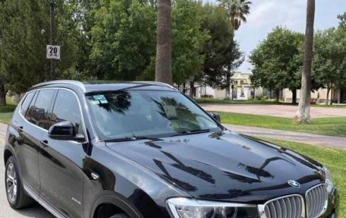 BMW X3 2017 28i X LINE CUIDADISIMA IMPECABLE