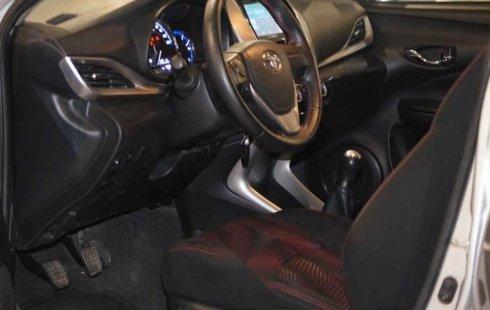 Toyota Yaris 2019 4p Sedán S L4/1.5 Man