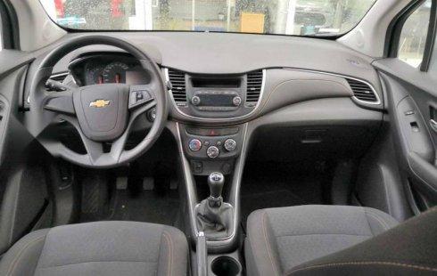 Chevrolet Trax LS 2020 impecable en Tláhuac