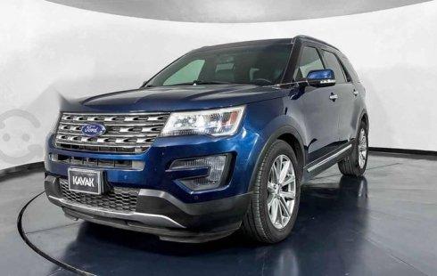 39547 - Ford Explorer 2016 Con Garantía