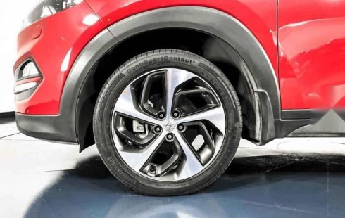 39840 - Hyundai Tucson 2016 Con Garantía