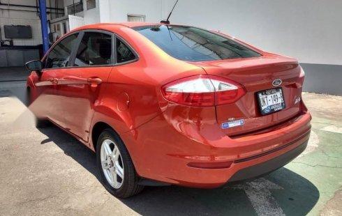 Ford Fiesta 2015 1.6 S 5vel Sedán Mt