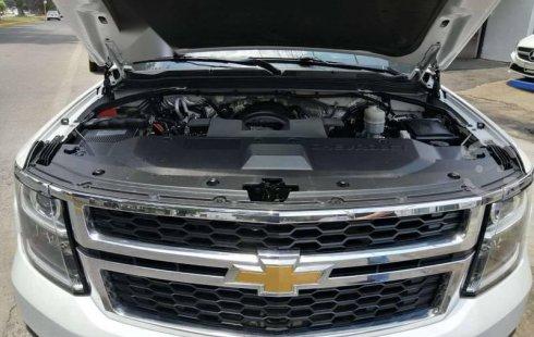 Chevrolet Suburban LT 2016 barato en Zapopan
