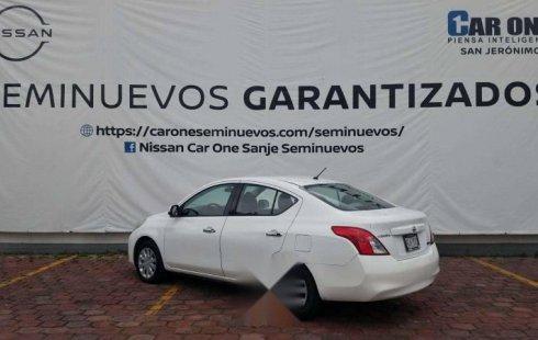 Nissan Versa Sense 2014 en buena condicción