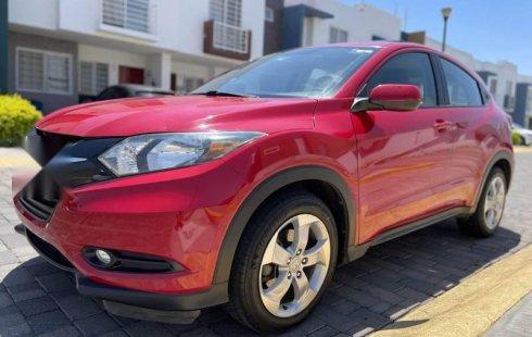 Honda HRV único dueño, serv de agencia