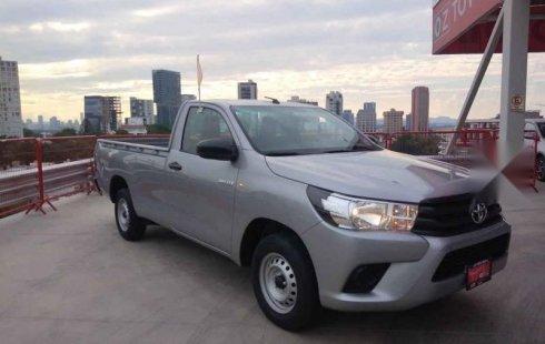 Toyota Hilux 2019 2p Cabina Sencilla L4/2.7 Man