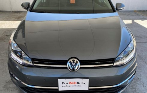 Se pone en venta Volkswagen Golf 2019