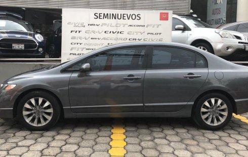 Honda Civic EX 2011 barato en Tlalnepantla