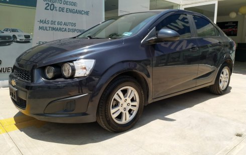 CHEVROLET SONIC LT 2016 IMPECABLE