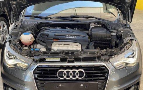 Auto Audi A1 2013 de único dueño en buen estado