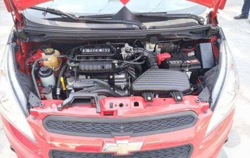 Auto Chevrolet Spark LS 2017 de único dueño en buen estado