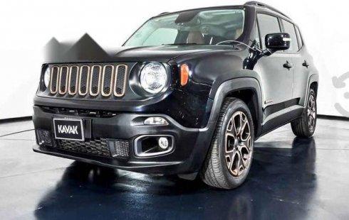 42063 - Jeep Renegade 2018 Con Garantía
